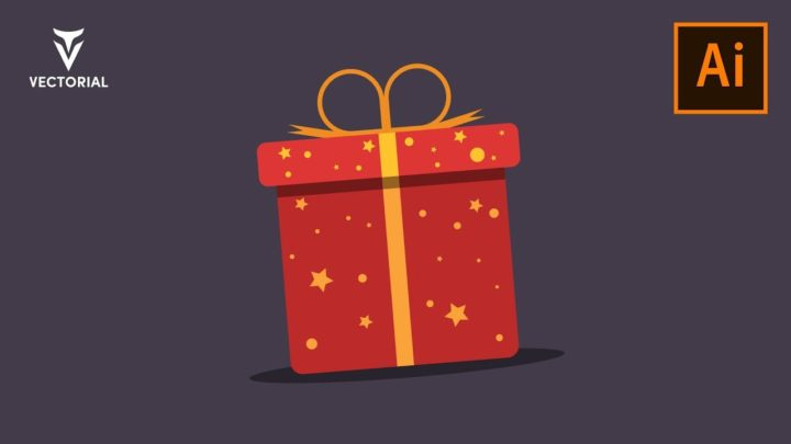 Gift Box tutorial in Adobe Illustrator