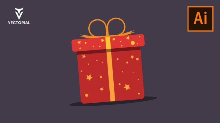 Gift Box tutorial in Adobe Illustrator