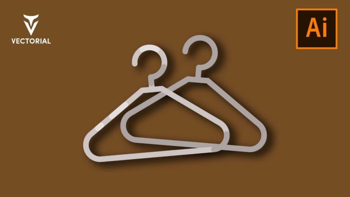 Hanger tutorial in Adobe Illustrator