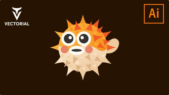How to Make a Blowfish in Adobe Illustrator