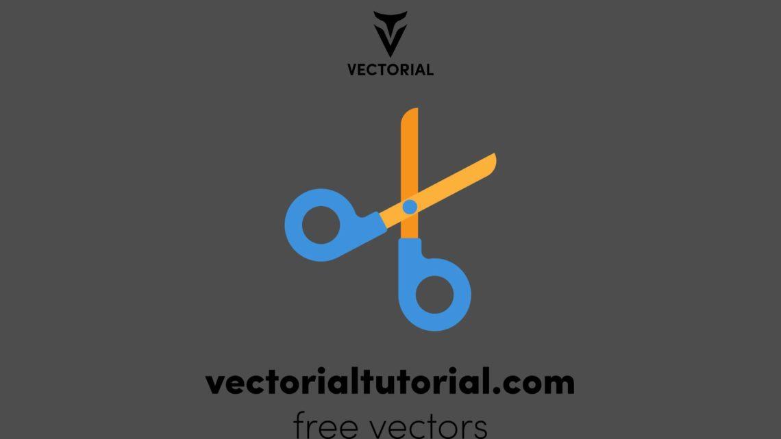 Scissors – Free vector illustration