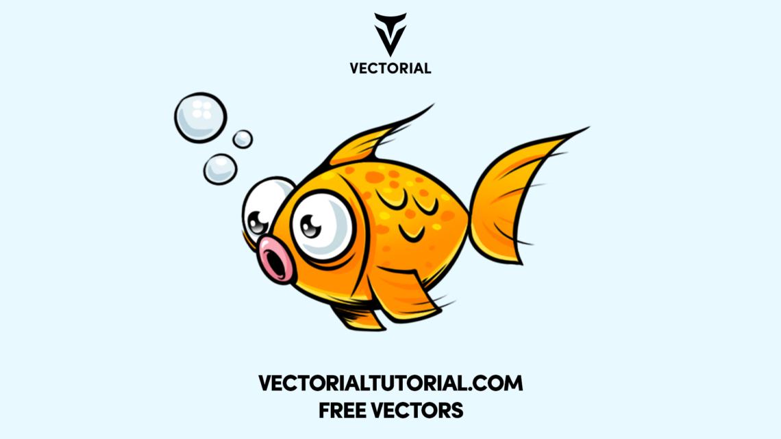 Yellow Fish illustration
